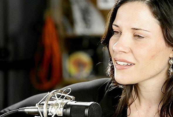 Second Story Garage: Shannon McNally performs 'Bohemian Wedding Prayer'