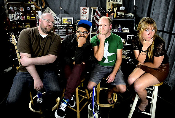 I Sank Molly Brown chat with Ashley Dean