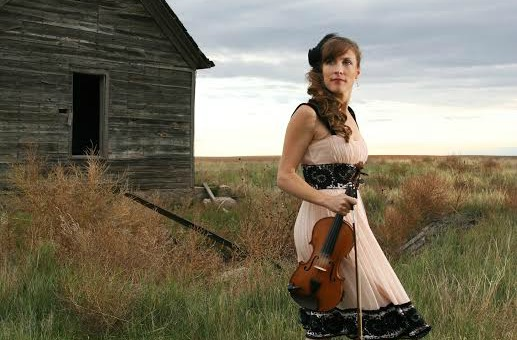 """Katie Glassman's second album, """"Dream A Little Dream,"""" showcases her singing and songwriting talents, as well as her fiddle chops. (Kit Hedman / Courtesy photo)"""