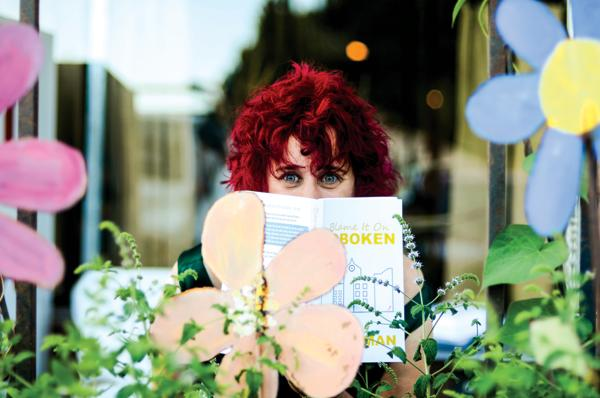 """Sharon Glassman, of Longmont, will release her new CD, """"Blame it on Hoboken,"""" at an unusual concert on Oct. 4. (Katie Weisberger / Courtesy photo)"""