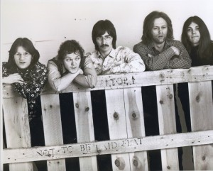 The Poco lineup, in this  undated photo,  is, from left,  Richie Furay, Rusty Young, George Grantham, Paul Cotton and Timothy B. Schmit.