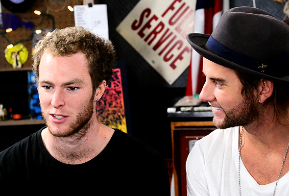 Judah & the Lion chat with Quentin Young