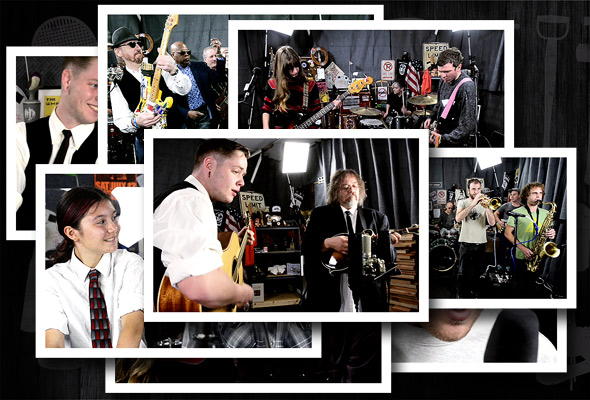 Second Story Garage: Top music videos of 2014