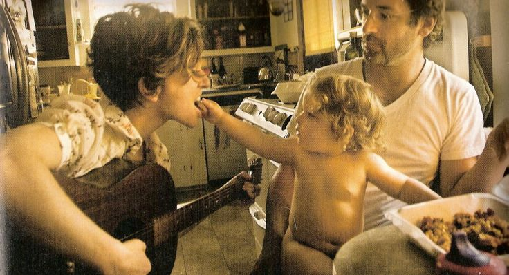 Ani DiFranco is enjoying life as a mom and wife. (Courtesy photo)