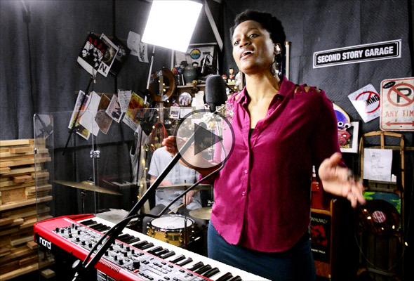 Second Story Garage: Ayo Awosika