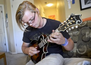 Longmont resident wins RockyGrass mandolin competition
