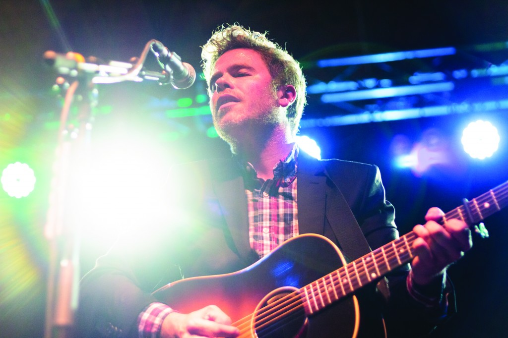 Josh Ritter kicks off his tour by performing with the Boulder Philharmonic Orchestra. (Courtesy photo)