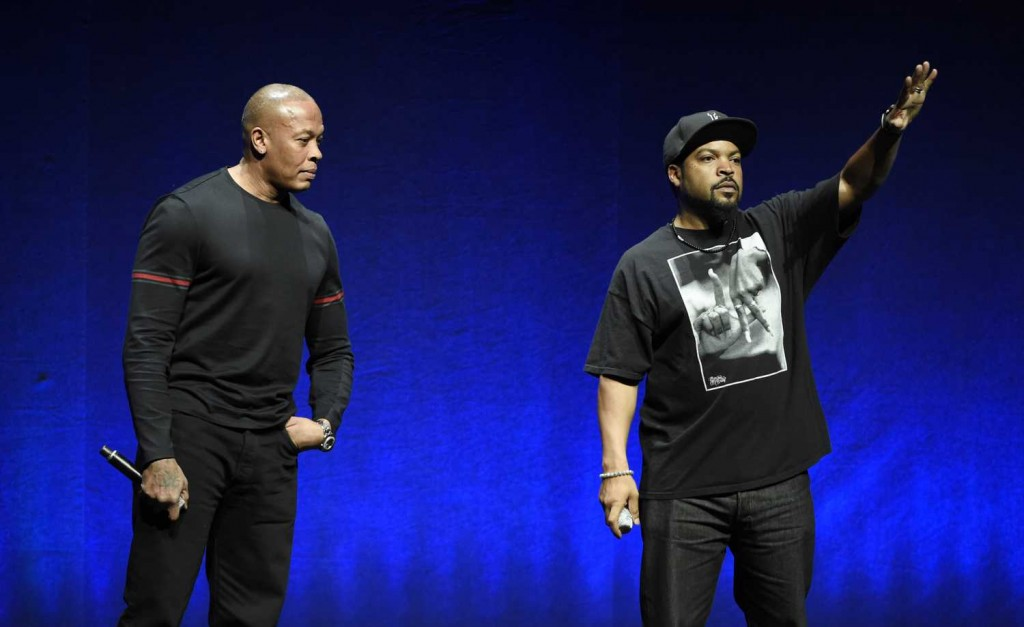 N.W.A. joins quartet of 1970s hitmakers in Rock and Roll Hall of Fame